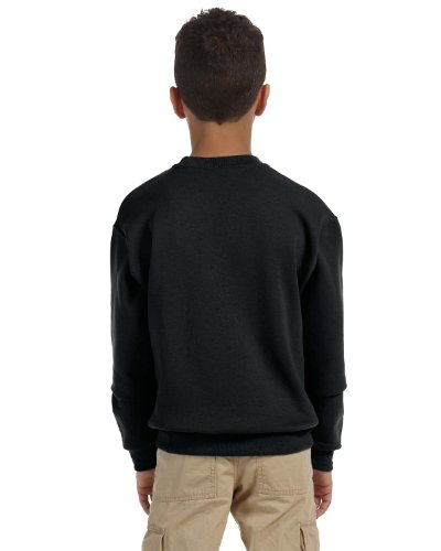 Jerzees 8 oz Youth Sweatshirt (562B) Available in 16 Colors Large Birch (Jerzees Sweatshirt 562b)