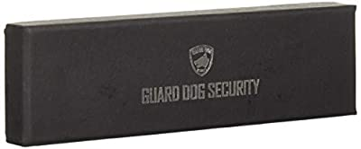 Guard Dog Security Tactical Pen with Tungsten Steel Pressure Tip and 30 Lumen Flashlight