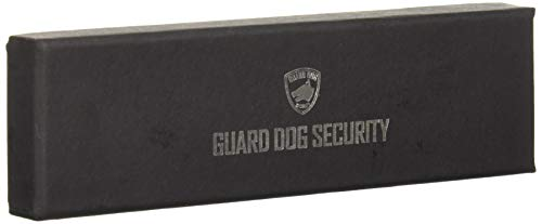 Guard Dog Security Self Defense Tactical Pen and Windows Breaker, 30 Lumen Flashlight with Gift Box (Best Gun For Self Defense Concealed Carry)