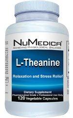 La L-théanine - 120c