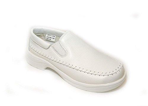 Nurse Soft 1316 shoes Easy Women's Wide White qAOpn