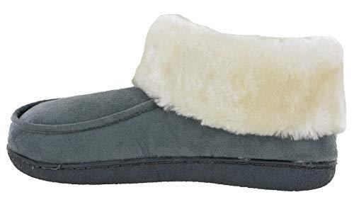 Pantofole Cushion Cushion Walk Donna Pantofole Grey Walk UFd5xOwq