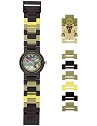 Watches and Clocks Boy's 'Star Wars Yoda' Quartz Plastic...
