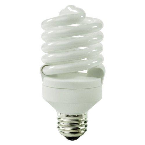 (TCP 48932-27 - 32 Watt CFL Light Bulb - Compact Fluorescent - T2 - 125 W Equal - 2700K Warm White - Min. Start Temp. -20 Deg. F - 82 CRI - 67 Lumens per Watt - 24 Month Warranty)