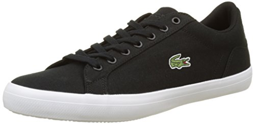 Lerond Lacoste BL Black CAM Men's 2 Black Trainers zzPqFw5