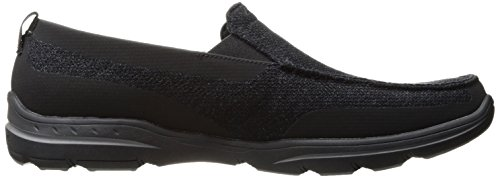 Mocassino Slip-on Uomo Harper Moven Nero