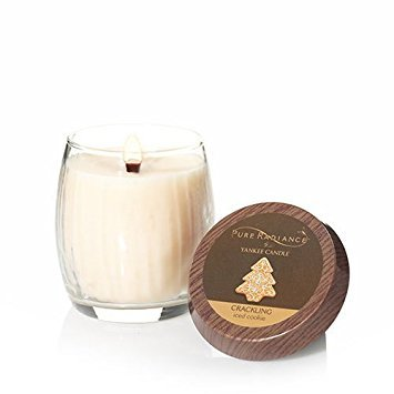Yankee Candle Iced Cookie Small Pure Radiance Candle by Yankee Candle