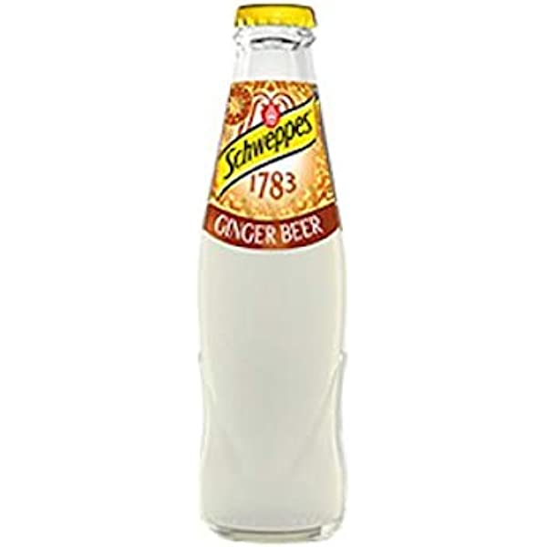 Schweppes Ginger Beer 4x18cl: Amazon.es: Alimentación y bebidas