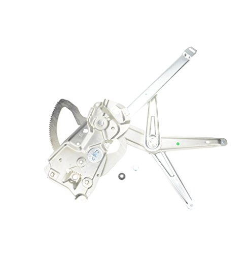 A-Premium Power Window Regulator Without Motor for BMW E36 318i 318ti 325i (1992 92 Bmw 325i Sedan)