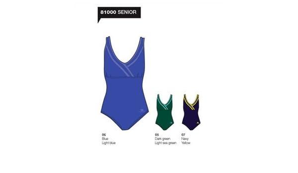 Turbo Master - Bañador de natación y waterpolo para mujer, talla M, color azul royal: Amazon.es: Deportes y aire libre