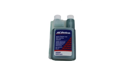 Genuine GM Fluid 88861803 Upper Engine and Fuel Injector Cleaner - 16 oz.