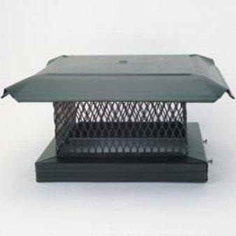 chimney cap black - 3