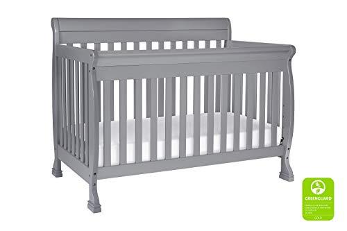 DaVinci Kalani 4-in-1 Convertible Crib, Grey