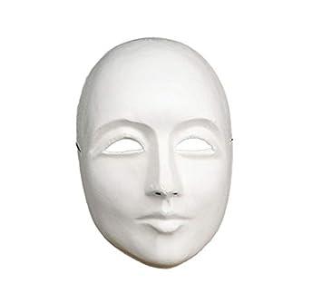 Atosa - Gr/ Mascara Blanca Teatro seria