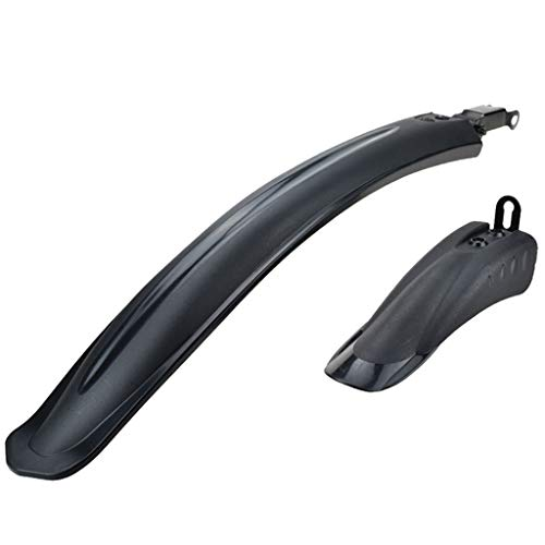 Ciyoon 2019 New Front Rear Mudguard Shelf for Xiaomi Mijia Qicycle EF1 Electric Bike Bicycle