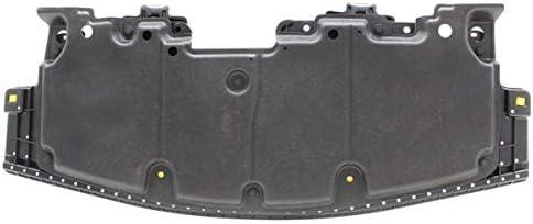 Koolzap For 17-19 Corolla Sedan Front Upper /& Lower Engine Splash Shield Under Car Cover