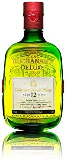 Whisky Buchanan's Deluxe Aged 12 Years