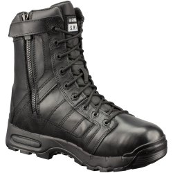 Air 9'''' All Leather Tactical Waterproof, Side Zip Boot, Size 12.0W Tools Equipment Hand Tools by THE ORIGINAL SWAT FOOTWEAR CO