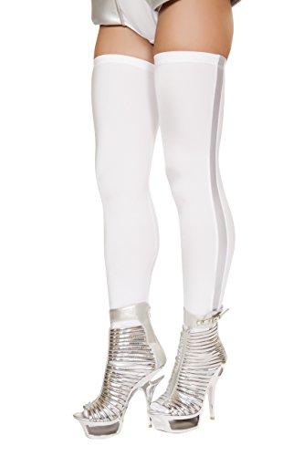 Sexy Women's Astronaut Leggings Costume Accessory (Womens Astronaut Costume)