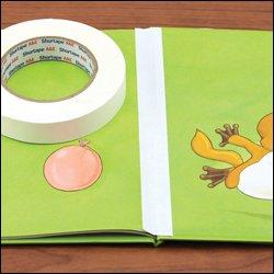 Paper Hinge Tape-3/4