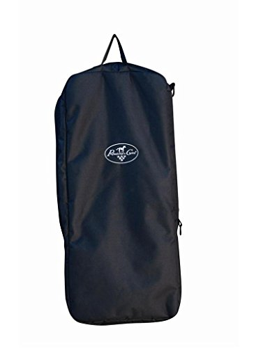 (Professionals Choice Bag Bridle Bag Black HA-910)