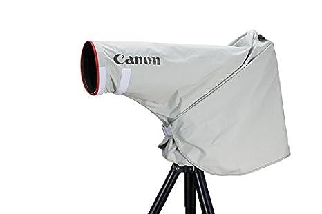 Canon ERC-E5S - Protector Anti Lluvia para cámaras y Objetivos ...