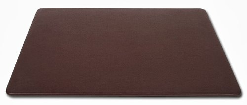 Dacasso Bonded Leather Conference Table Pad, Brown by Dacasso