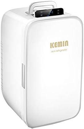 Car refrigerator-TOYM 20L Tragbares Mini-Kühlschrank,elektrischer Kühler und Erwärmer - Gleich-/Wechselstrom,für Schlafzimmer, Büro, Zimmer, Auto - Ideal für Lebensmittel Hautpflege & Kosmetik