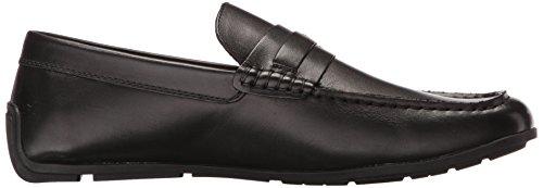 Tommy Hilfiger Mens Wiltons Shoe, Nero, 10,5 Medio Noi