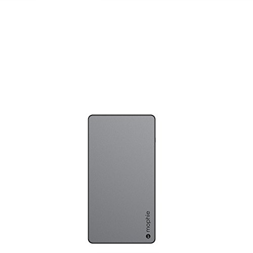 mophie powerstation XL External Battery for Universal Smartphones and Tablets (10,000mAh) - Space Gray