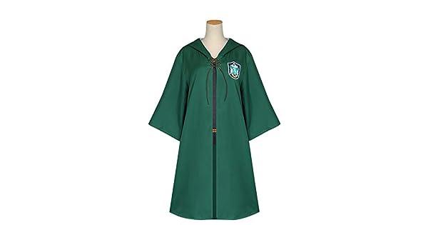 Amazon.com: Vorwind Slytherin Quidditch Team Uniform para ...