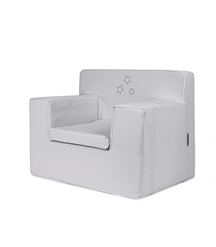 Sillon para bebe PETIT PRAIA Dream gris: Amazon.es: Bebé