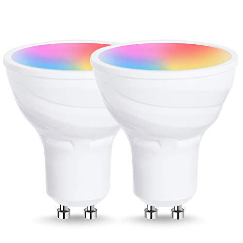 Colour Changing Gu10 Led Spot Light Bulb in US - 3