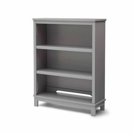 Delta Children's Products Epic Bookcase/Hutch, Gray