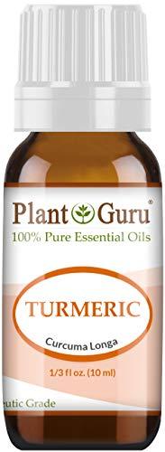 Turmeric Essential Oil 10 ml 100% Pure Undiluted Therapeutic Grade.