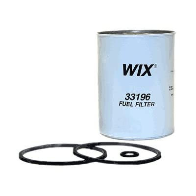 WIX Filters - 33196 Heavy Duty Cartridge Fuel Metal Canister, Pack of 1: Automotive