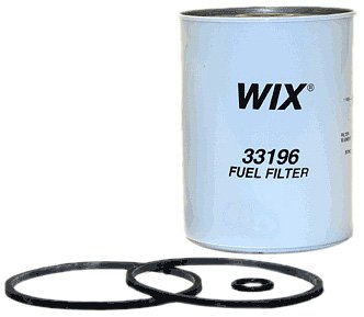 WIX Filters - 33196 Heavy Duty Cartridge Fuel Metal Canister, Pack of 1