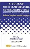 Studies of High-Temperature Superconductors, , 1590332040