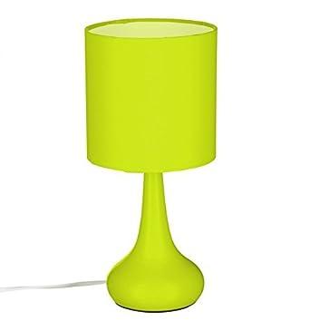 Chevet Tactile De Coloris AnisLuminaires Lampe Vert CexBod