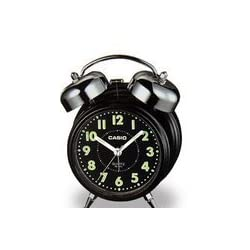 Casio Bell Alarm Clock with Light and Snooze Tq362-1adf