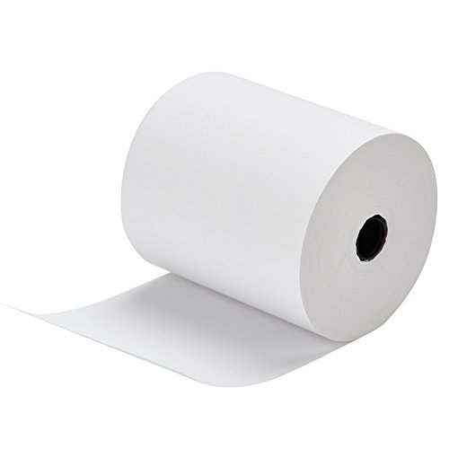 MFLABEL Thermal Receipt Paper Rolls 3-1/8 x 230ft (32 Rolls) by MFLABEL (Image #3)