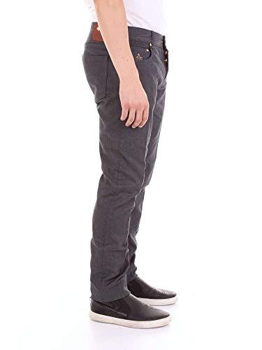Cotone Uomo Tj089caracciologrey Luigi Jeans Borrelli Grigio q8PwW1IE