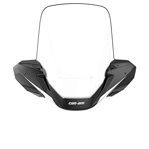 Can-Am New OEM Extra High Windshield Kit Outlander G2, G2S, G2L, 715003023 - High Windshield Kit