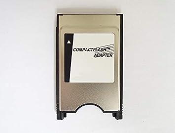 POTON PCMCIA - Tarjeta de Memoria compacta CF a PCMCIA ...