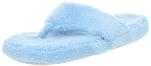 Women's Thong Spa Turquoise Slipper Acorn dq8axgd