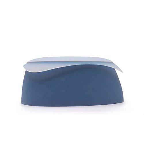 Sleepypod Yummy Travel Bowl Blueberry Medium