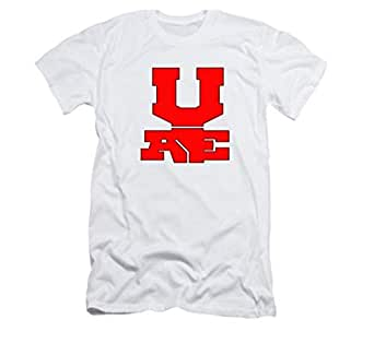 White Round Neck T-Shirt For Boys