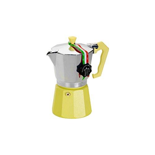 GAT Italian-Made Stove-Top Espresso Coffee Maker Pot (6 C...