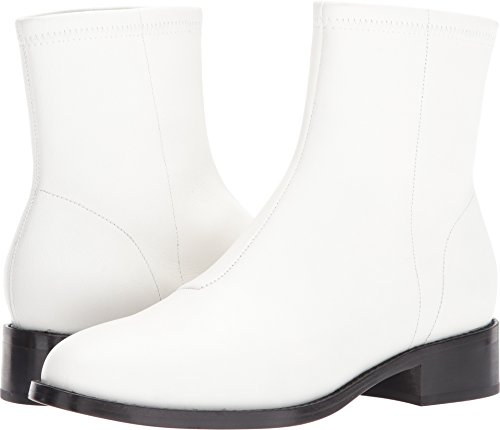 Flat Opening Dani Womens White Boot Ceremony rgr7Zf