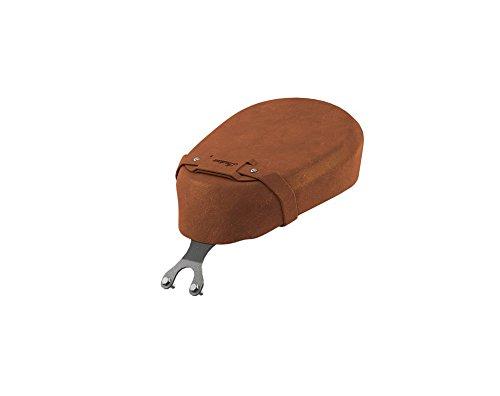 Leather Touring Seat - Indian Motorcycle Desert Tan Genuine Leather Touring Passenger Seat